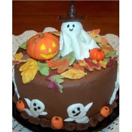 HA2 Tort Halloween Fantomita vesela