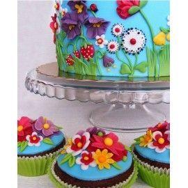 PA3 Tort Paste Gradina cu flori