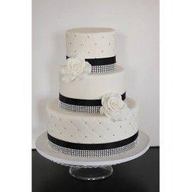N1 Tort nunta Diamant