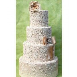N3 Tort nunta Dantela II
