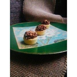 MINI14 Minitarte Ciocolata si alune