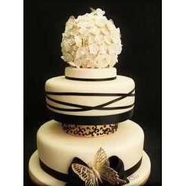 N33 Tort nunta Glob de flori