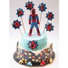 SPIDERMAN Tort copii Spiderman