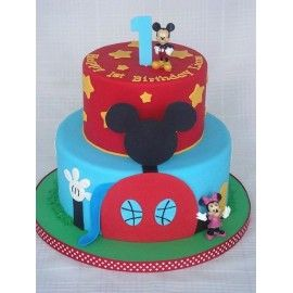 CO7 Tort copii Mickey si Minnie