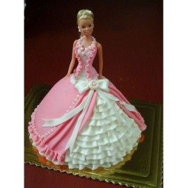 CO15 Tort copii Barbie