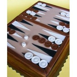 CO58 Tort copii Backgammon