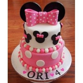 CO61 Tort copii Minnie II