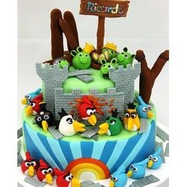 CO62 Tort copii Angry Birds