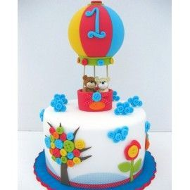CO69 Tort copii Balon