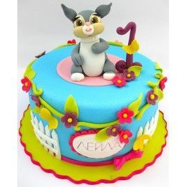 CO78 Tort copii Bunny