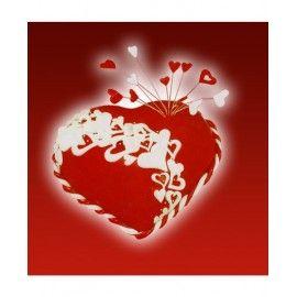 AN2  Tort aniversare Valentine