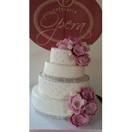 N2 Tort nunta Pink Love