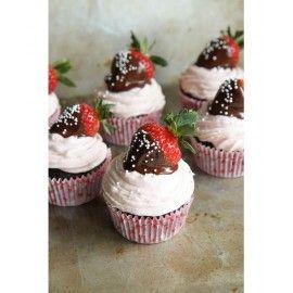 CU2 Cupcakes Capsuni