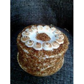T23 Tort Bezea si nuci caramelizate
