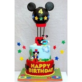 CO9 Tort copii Balon Mickey